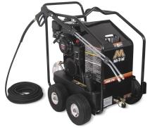 Mi-T-M Hot Water Pressure Washer 2400 PSI