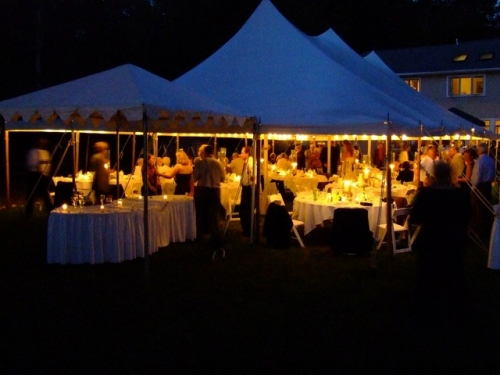 30' x 60' with 10' x 10'' Bar Tent - Mermaid