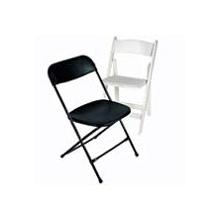 Chair (Black) Poly