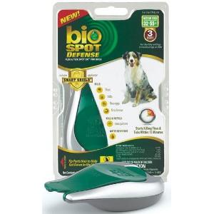 Bio Spot Defense™ Flea & Tick Spot On® for Dogs