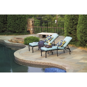 Outdoor furniture integrity nursery outdoor living for Agio international chaise lounge