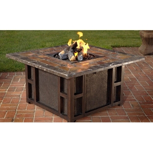 Gas-Burning Firepits