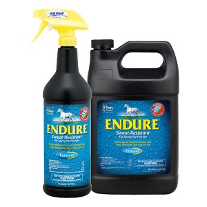 Endure® Sweat-Resistant Fly Spray for Horses