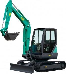 Mini Excavator 4.4 metric ton