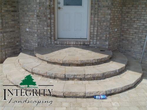 Semi-Circle Steps