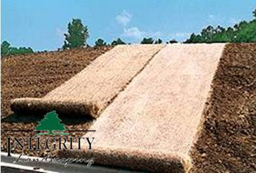 Erosion Control Blankets for Commericial & Residential Applications