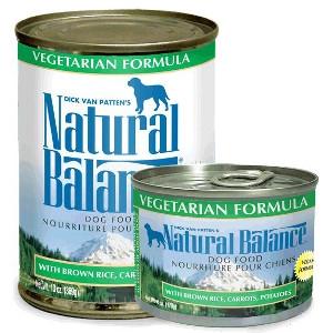 Natural Balance Dog Food Manufacturer Coupon