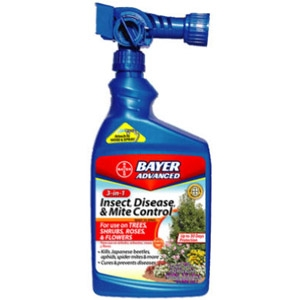 Bayer Advanced 3-in-1 Insect, Disease, & Mite Control 32oz.