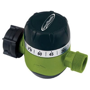 Green Thumb Mechanical Watering Timer