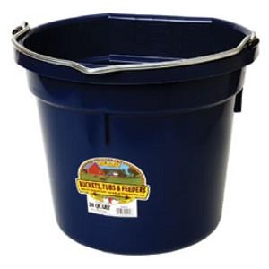 20 Quart Flat Back Bucket