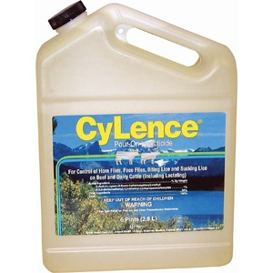 CyLence Pour-On Insecticide