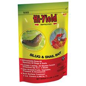 Hi-Yield Improved Slug Snail Bait
