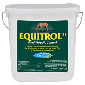 Equitrol® II Feed-Thru Fly Control