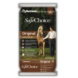 Nutrena SafeChoice® Original Horse Feed