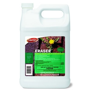 Martin's® Eraser™ Weed & Grass Killer Concentrate