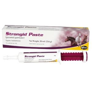 Pfizer Health Strongid® Paste Dewormer