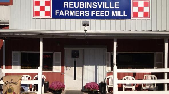 Reubinsville Storefront