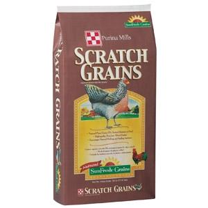 Purina SunFresh® Scratch Grains