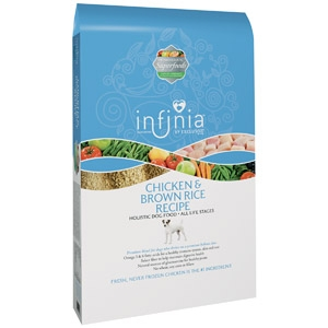 Infinia™ Chicken & Brown Rice Recipe
