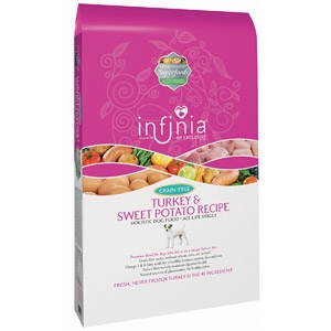 Infinia™ Turkey & Sweet Potato Recipe