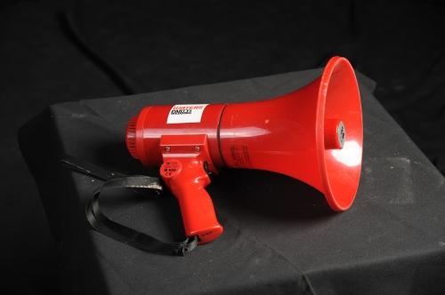 Megaphone 25 Watt