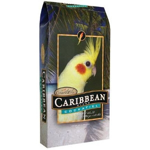 Colorful Companions® Caribbean® Cockatiel Blend