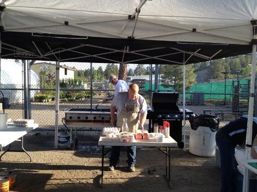 Ponderosa Lumber BBQ in Pagosa Springs