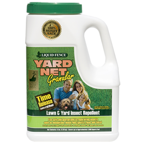 Liquid Fence Yard Net Insect Repellent 5lb