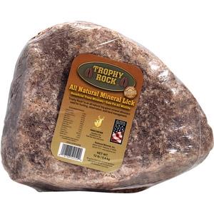 Trophy Rock All Natural Mineral Block