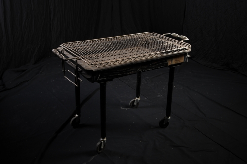 Grill, Big John- 2' x 3' Charcoal