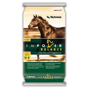 Nutrena® Empower™ Balance Grass Formula Supplement
