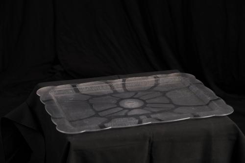 Tray, Plastic