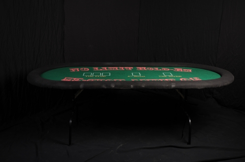 Table, Texas Hold Em 87 x 42