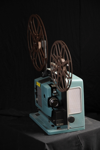 Movie-Reel Projector