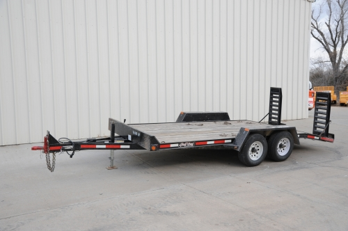 Trailer, Dovetail, 25/16, DBL, HD. 61/2x