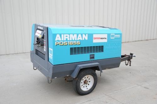 Air Compressor Towable