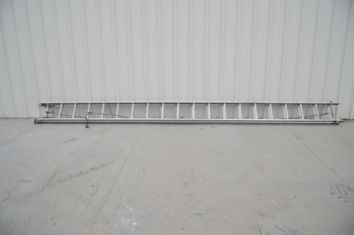 Ladder, 40' Extension, Aluminum
