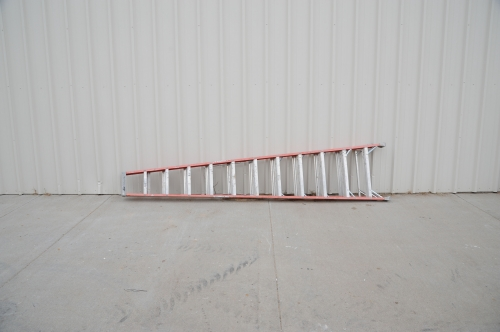Ladder, 12', Step