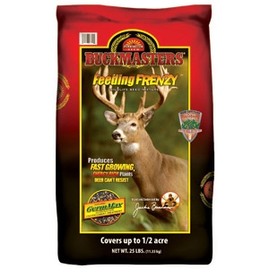 Rackmaster® Feeding Frenzy Food Plot Seed Mix