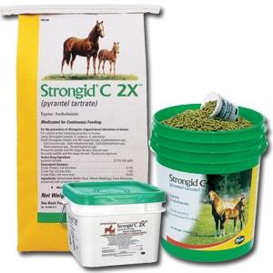 ZoetisHealth Strongid® C 2X™ Dewormer