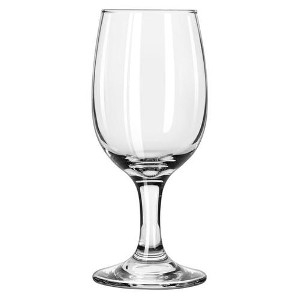White Wine Glass, 8.5 oz. (Short)