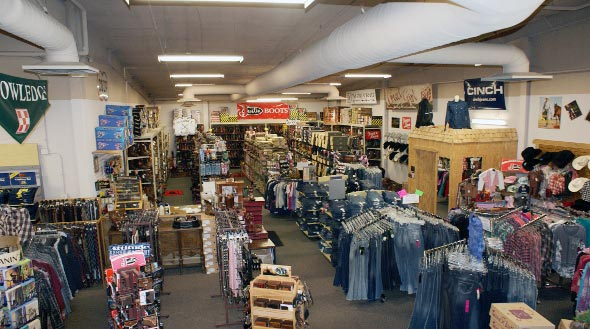 Lakeside Country Store Clothing