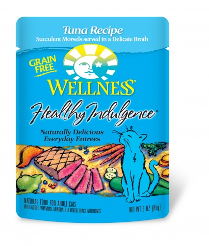 Wellness Healthy Indulgence TUNA 3OZ