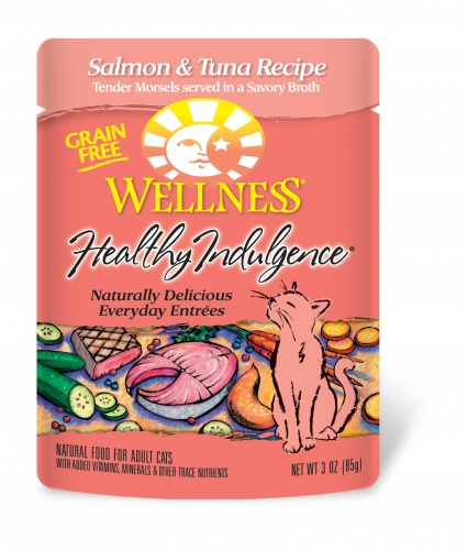 Wellness® Healthy Indulgence® - Salmon & Tuna