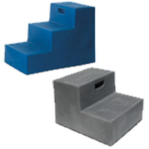 High Country Plastics Mounting Block 2 or 3 Step