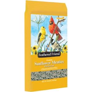 Feathered Friend® Premium Sunflower Meaties