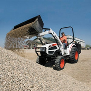 Bobcat Compact Tracktor Backhoe