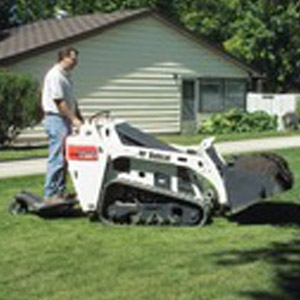 Bobcat Mini Track Loader MT85! (New)