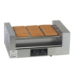 Mid Size Hot Diggity® Roller Type Grill