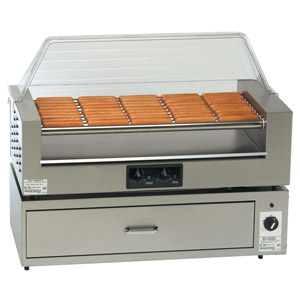 Hot Diggity® Roller Type Grill